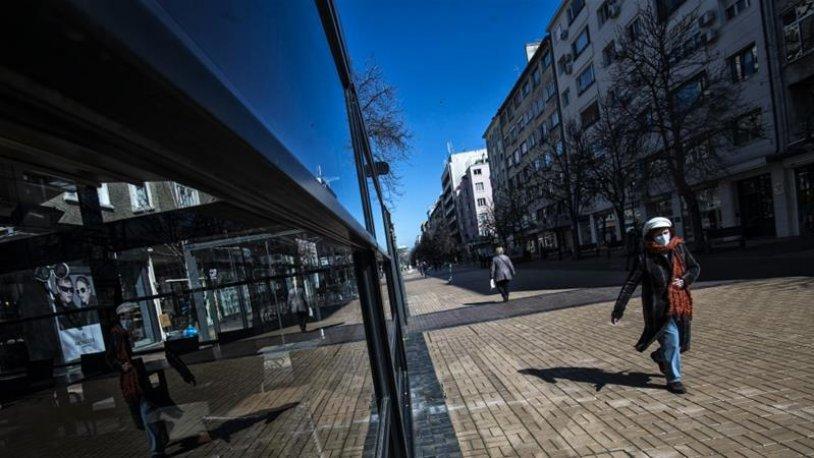 Bulgaristan'da koronavirüs vaka sayısı 5.677'ye ulaştı