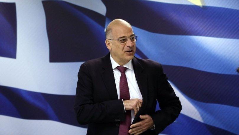 Yunan Dışişleri Bakanı Libya'da Hafter yanlılarıyla görüştü