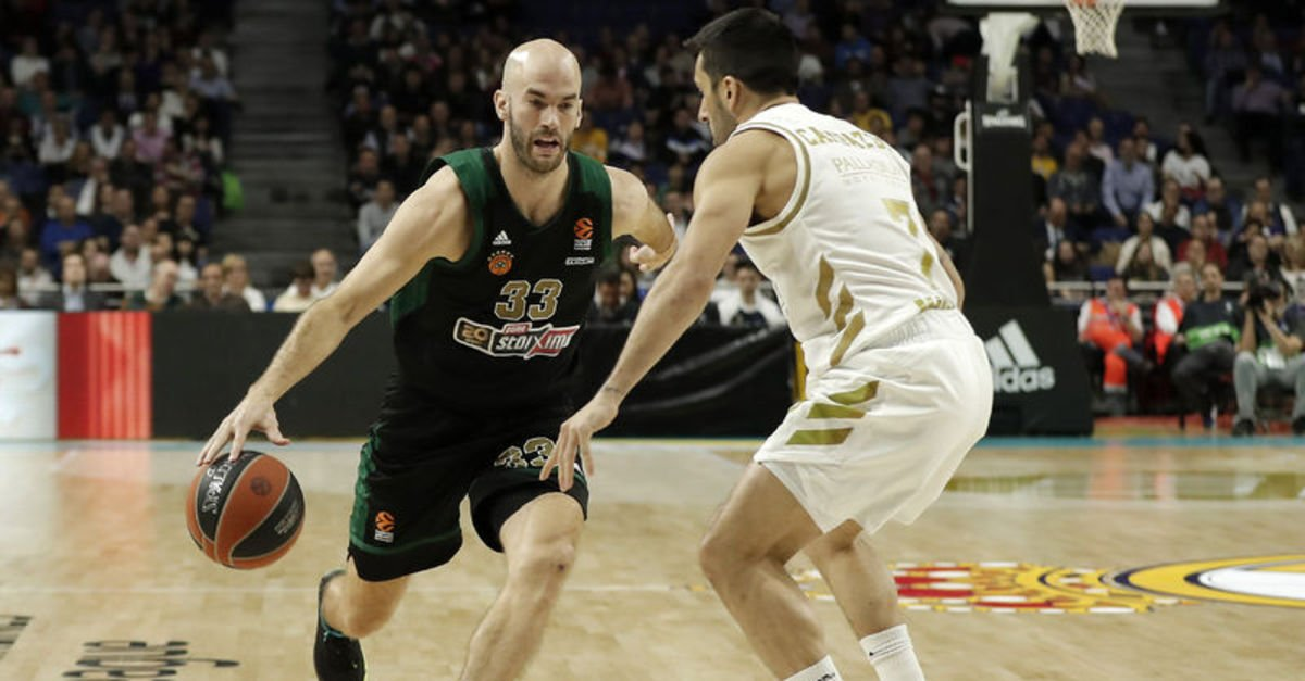 Barcelona, Yunan basketbolcu Nick Calathes'i transfer etti