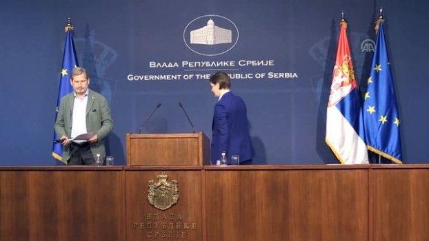 AB'nin Belgrad-Priştine Diyalog Süreci tekrar hareketlendi
