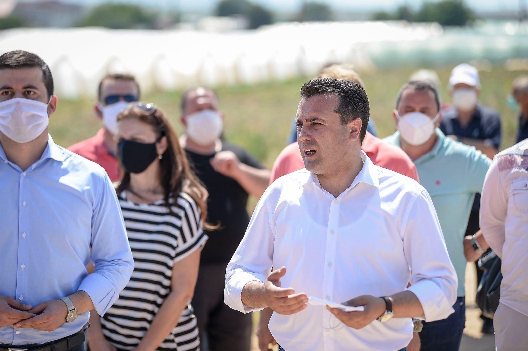 Zaev: VMRO DPMNE partiyi imar etmek için muhalefette kalacak