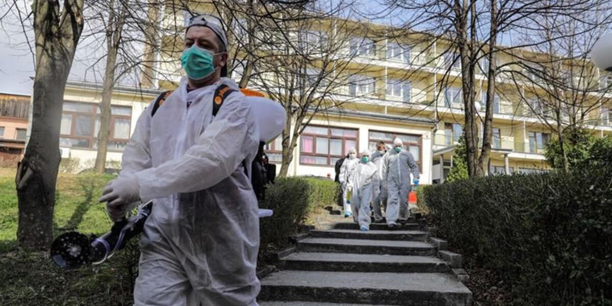 Balkanlar'da Kovid-19 vakaları artmaya devam ediyor