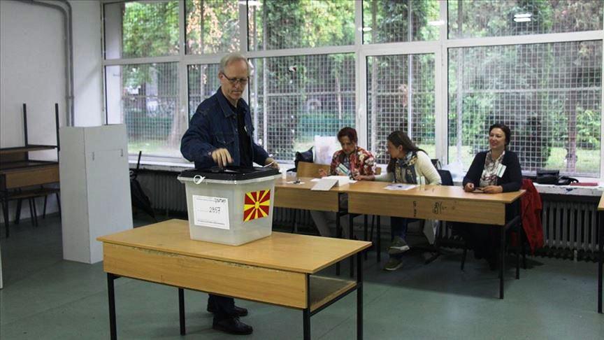 Kuzey Makedonya'da yarın erken genel seçim yapılacak