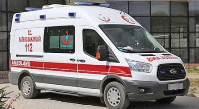 Türkiye'den Mamuşa'ya tam donanımlı ambulans bağışı