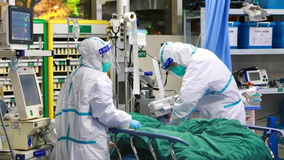 Kalkandelenli doktor Kovid-19'dan dolayı hayatını kaybetti