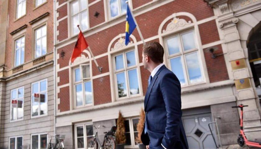 Kosova ile Arnavutluk'un ortak konsolosluğu açıldı