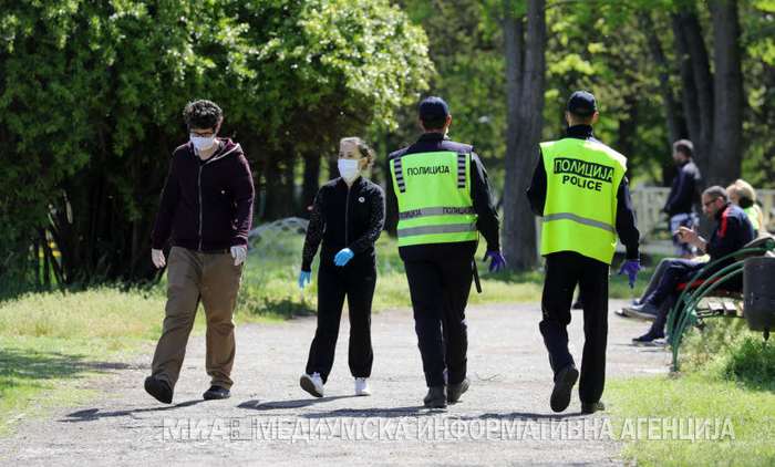 Son 24 saatte maske kullanmayan 237 kişiye ceza kesildi