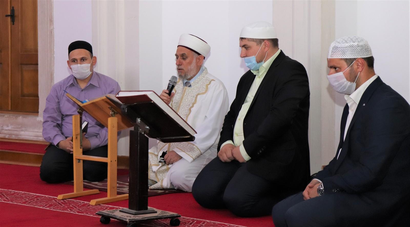 15 Temmuz Şehitleri, Sofya'daki Banyabaşı Camii'nde anıldı