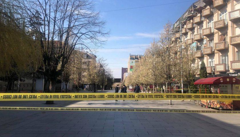 Kosova'da sokağa çıkma kısıtlamasının uygulanacağı şehirler belli oldu
