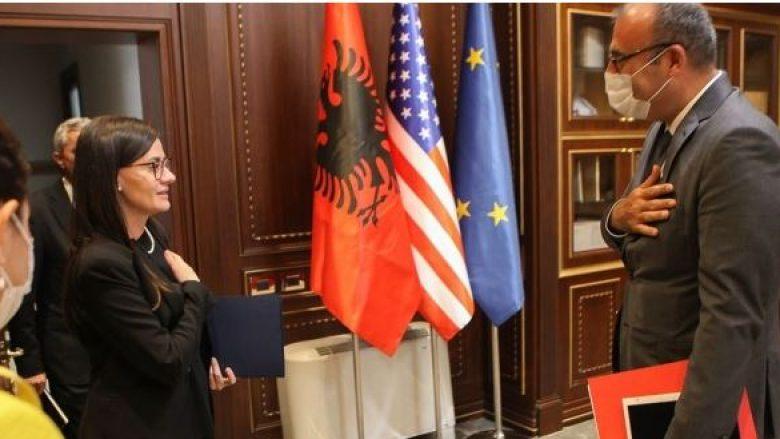 Kosova Dışişleri Bakanı'ndan Türkiye'ye teşekkür ifadesi
