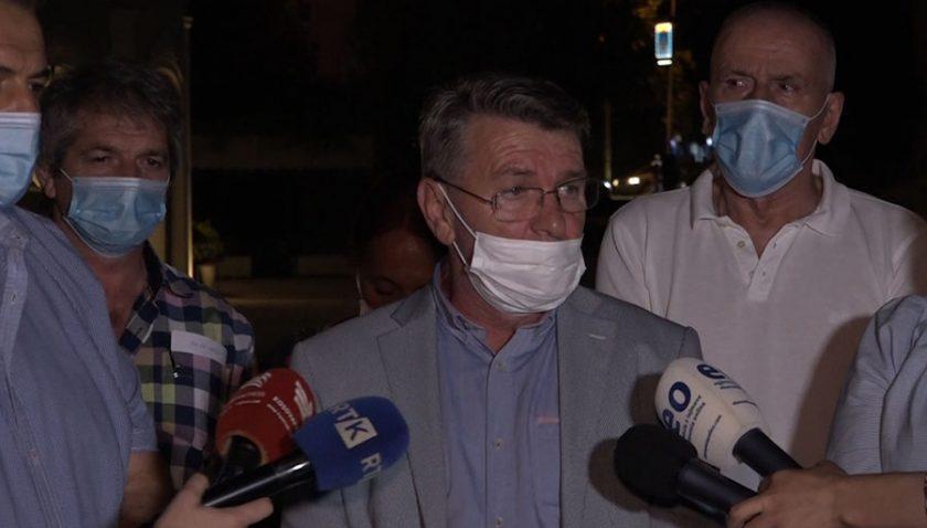 Kosova Sağlık Sendikaları Federasyonu'ndan uyarı