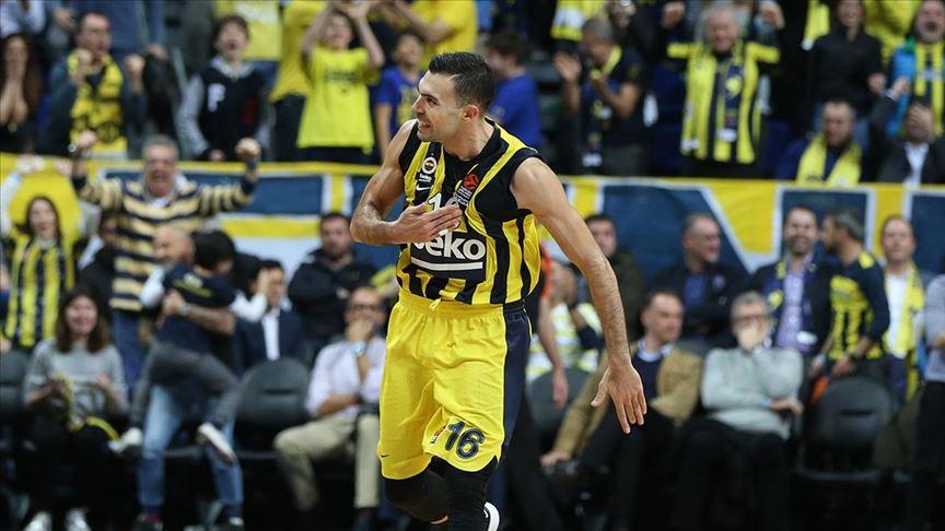 Fenerbahçe Beko'da Kostas Sloukas ile yollar ayrıldı