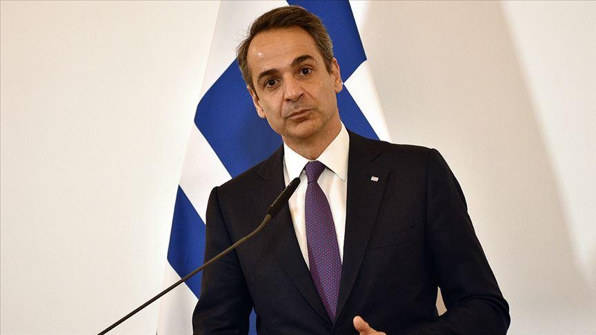 Yunanistan Başbakanı Miçotakis: Türkiye ile aracılara ve hakemlere ihtiyacımız yok