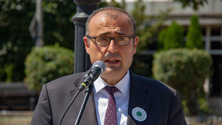 Türkiye'nin Priştine Büyükelçisi Sakar'dan Kosova'nın 'FETÖ' önlemlerine takdir