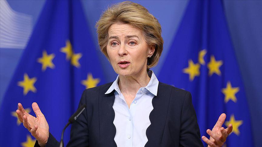 """AB Komisyonu Başkanının Hırvatistan'da """"seçim kampanyası"""" videosunda katılmasına tepki büyüyor"""