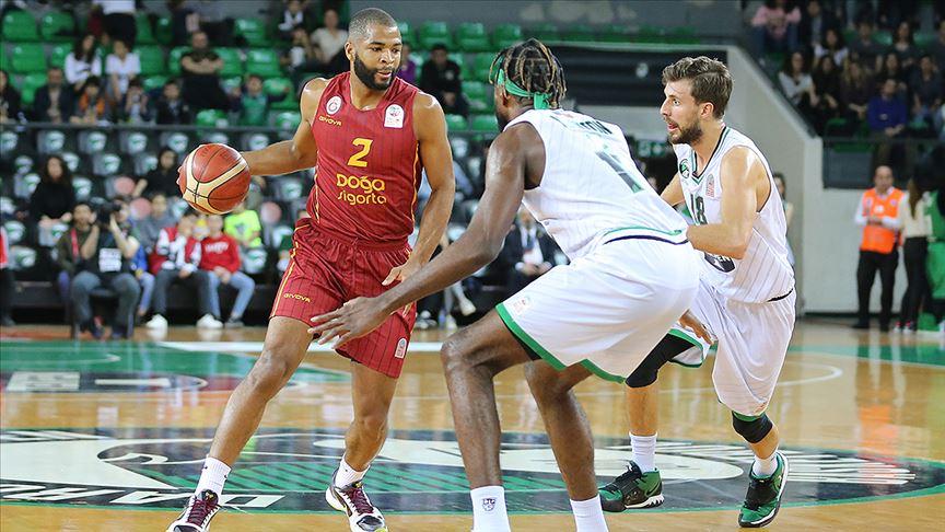 Yunanistan'ın Olympiakos Basketbol Takımı Galatasaraylı Harrison'ı kadrosuna kattı