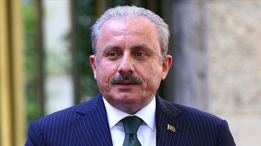 K. Makedonya İslam Birliği'nden TBMM Başkanı Şentop'a Ayasofya mektubu