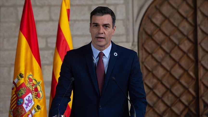 İspanya Başbakanı Pedro Sanchez'den 'Srebrenitsa Soykırımı' mesajı