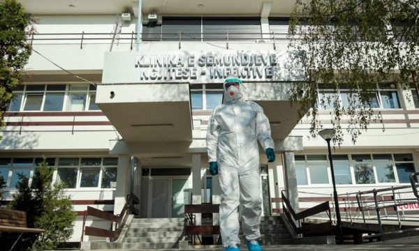 Kosova'da koronavirüs vaka sayısı  66 bin 640'a yükseldi