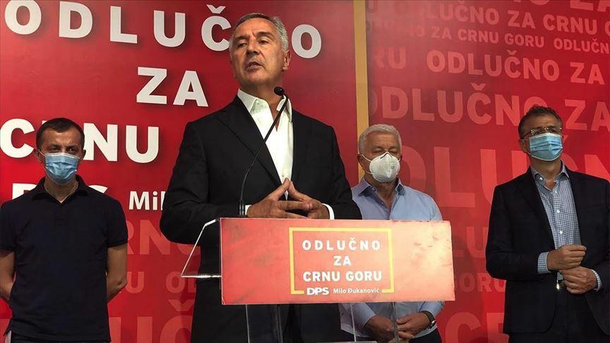 Karadağ'da Batı yanlısı Sosyalistlerin Demokratik Partisi öncülüğündeki ittifak oyların çoğunluğunu aldı