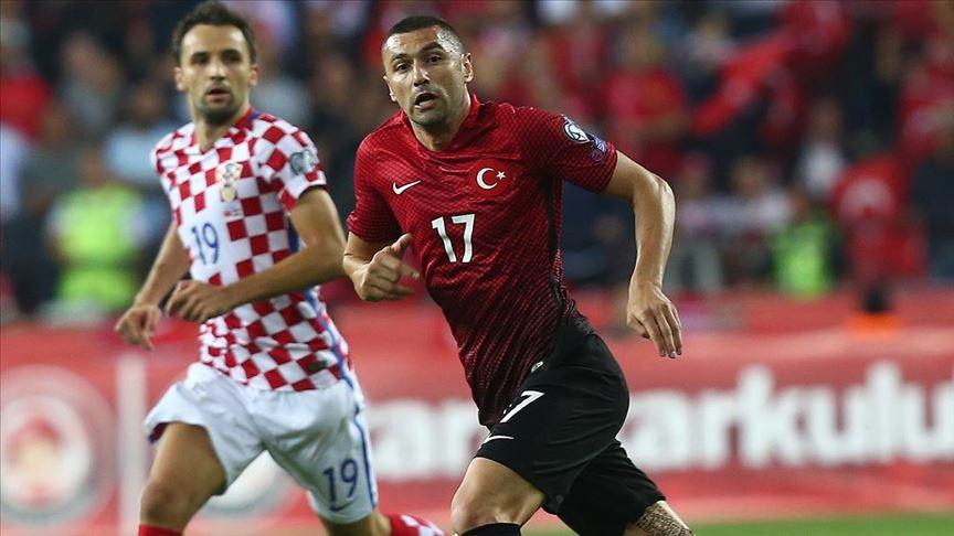 Türkiye, 11 Kasım'da Hırvatistan ile özel maçta karşılaşacak