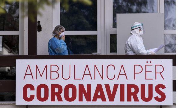 Kosova'da günlük vaka sayısında düşüş