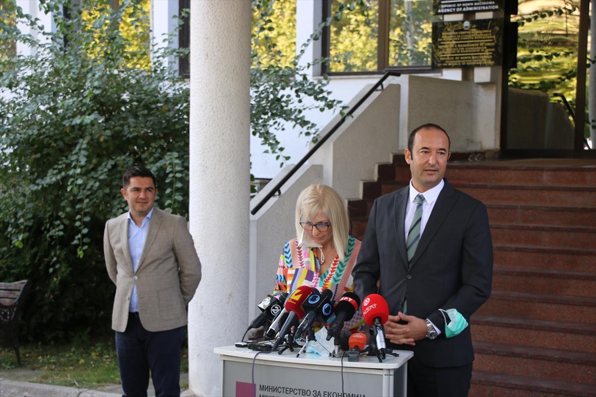 TAV Makedonya'nın kargo havalimanı yatırımı kamu yararına olan projelerde kullanılacak
