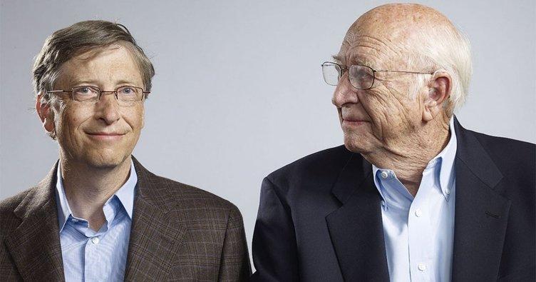 Bill Gates'in babası 94 yaşında hayatını kaybetti
