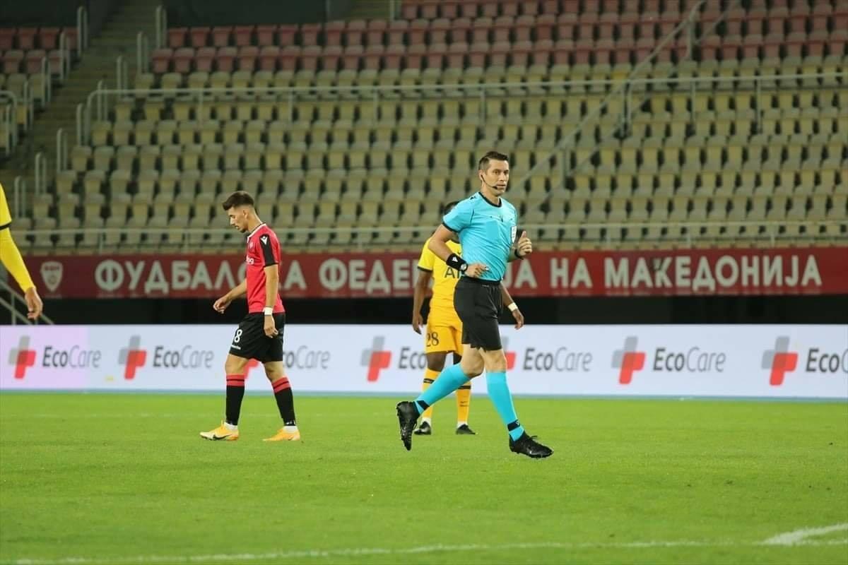 Hırvat temsilcisi Dinamo Zagreb'in maçını Ali Palabıyık yönetecek