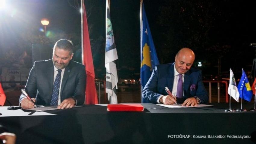 Kosova ve Arnavutluk basketbol ligleri birleşti