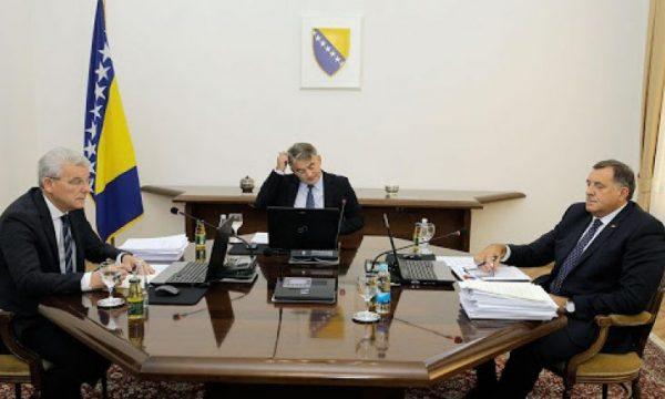 Bosna Hersek, Kosova'yı tanımadı