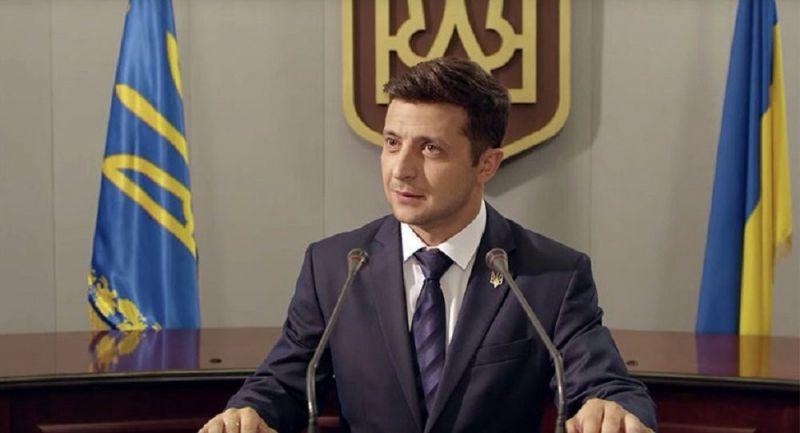 """Ukrayna Devlet Başkanı Zelenskiy, AGİT Dönem Başkanı Rama ile """"Donbas""""ı görüştü"""
