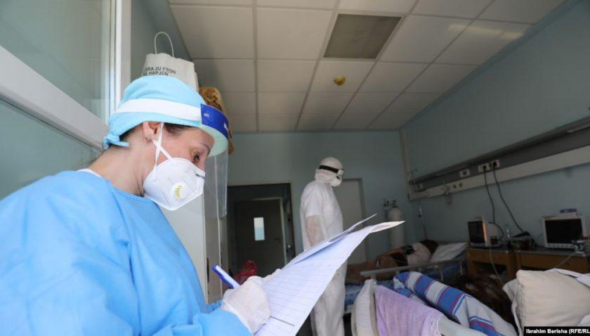 Yunanistan'da koronavirüsten ölenlerin sayısı 5 bin 488'e yükseldi