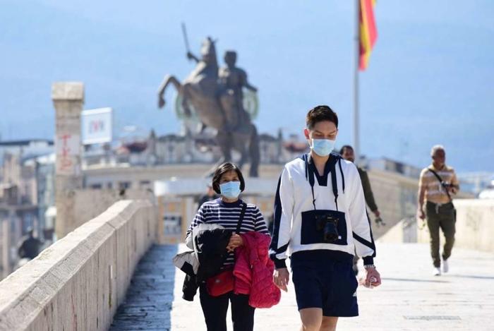 Son 24 saatte maske kullanmayan 643 kişiye ceza kesildi