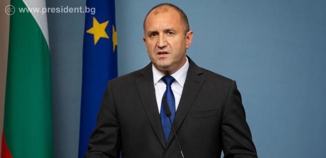 Bulgaristan Cumhurbaşkanı Radev, Seçim Kanununu veto etti