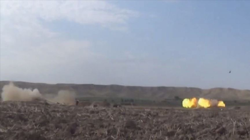 Azerbaycan ordusu bazı stratejik tepelerin kontrolünü sağladı