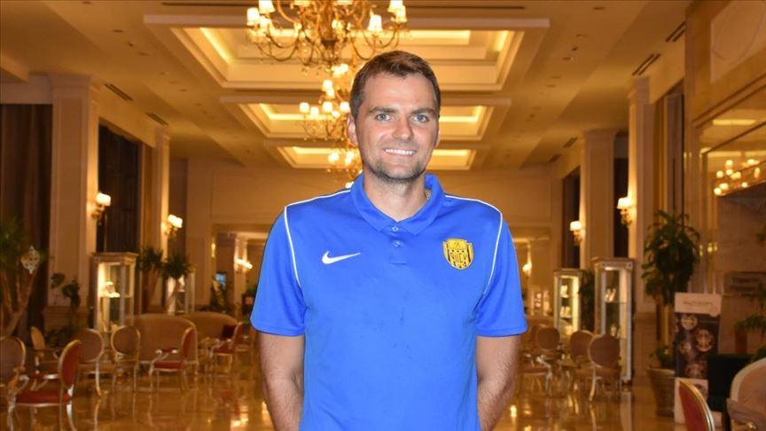 MKE Ankaragücü'nün Hırvat oyuncusu Kulusic: İyi bir takım olduğumuzu göstermek istiyoruz