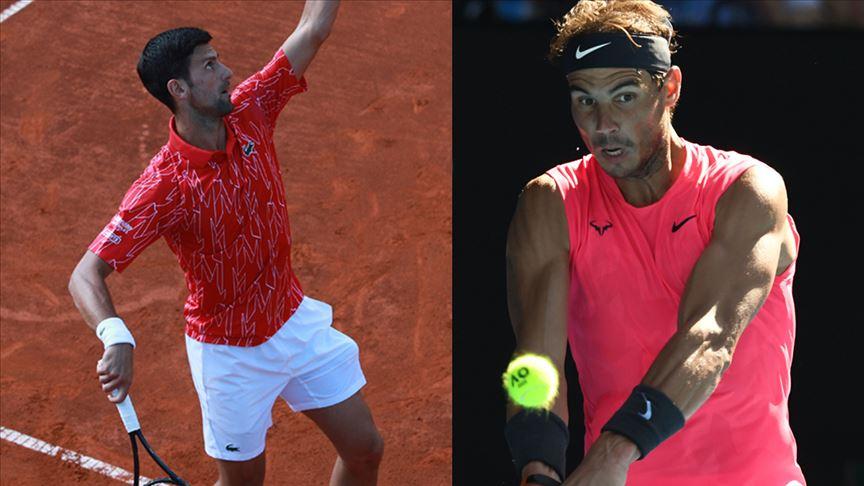 Sırp raket Novak Djokovic, Roma Açık'ta zorlanmadan tur atladı