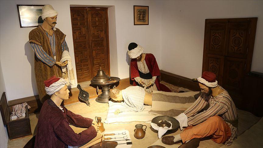 Osmanlı'da 'İnsana verilen değerin' anlatıldığı müze ilgi görüyor