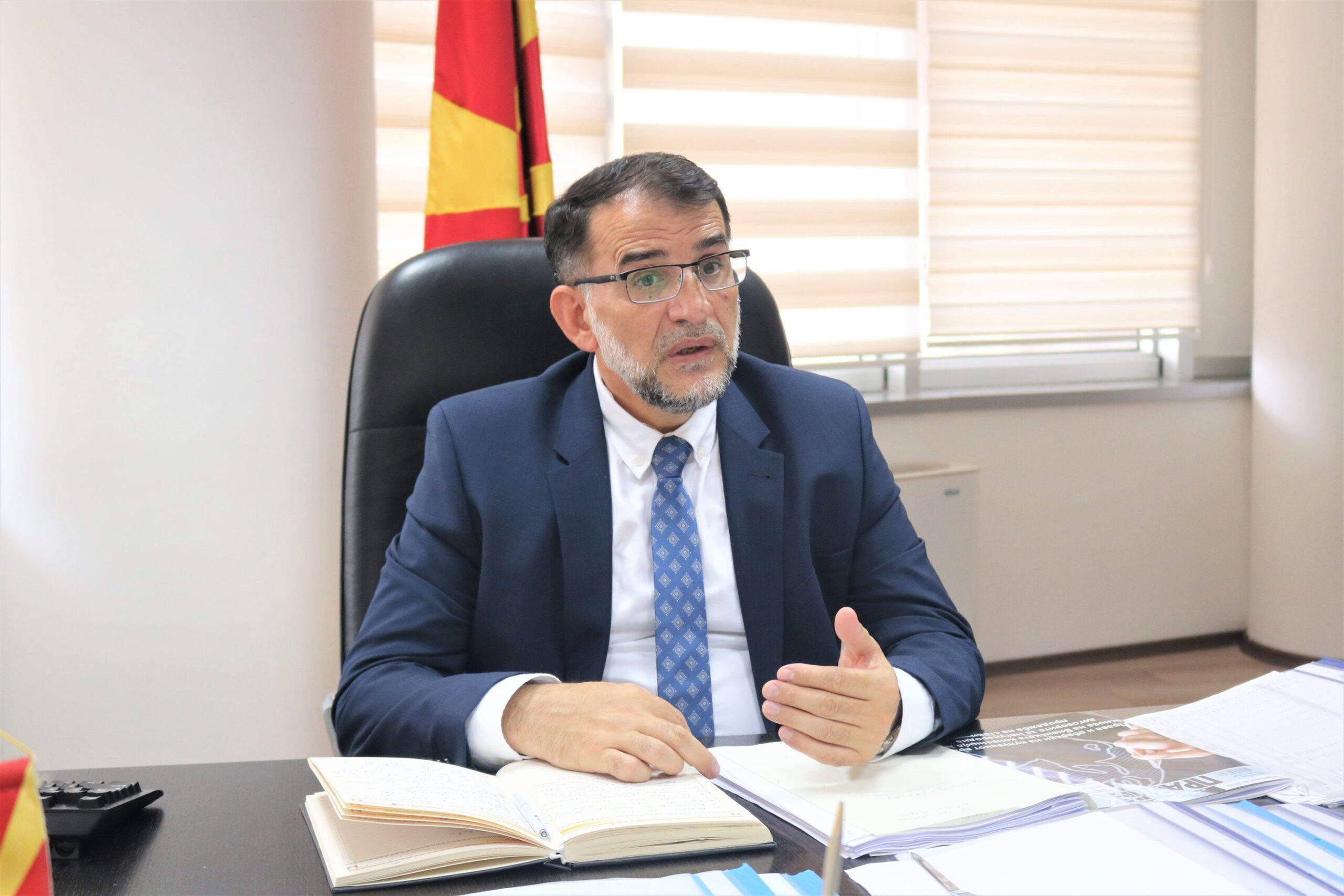 """""""K. Makedonya Anayasası yeniden Avrupa standartları doğrultusunda değiştirilmeli"""""""