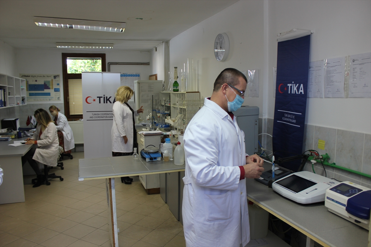 TİKA'dan Bosna Hersek'te tarım kapasitesinin geliştirilmesine destek