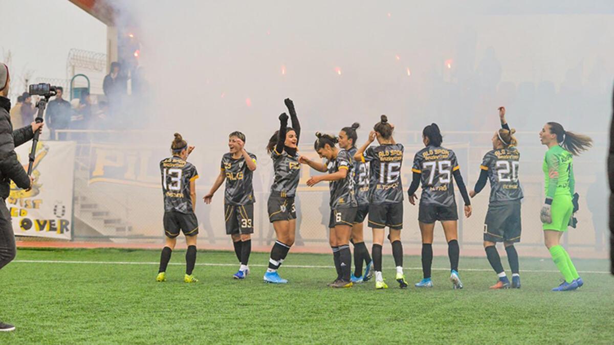 ALG Spor Kadınlar UEFA Şampiyonlar Ligi'nde Arnavutluk'un Vllaznia takımıyla eşleşti
