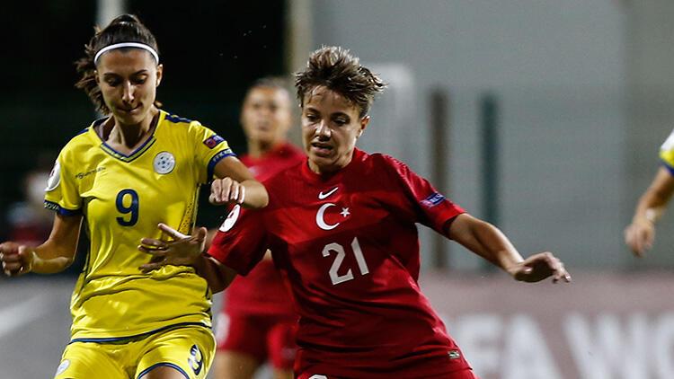 Türkiye ile Kosova berabere kaldı
