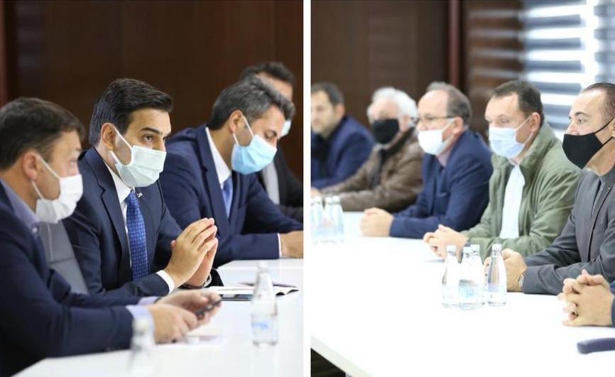 YTB Başkanı Eren'den Kosova temasları