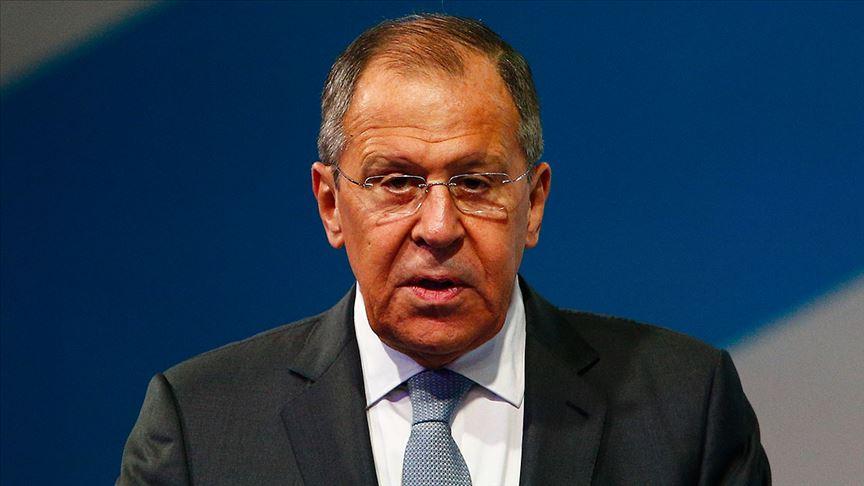 Rusya Dışişleri Bakanı Lavrov, Atina'da