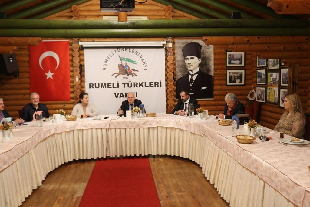 RUTEV, Balkan kökenli şairleri ağırladı