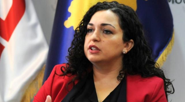 Kosova Meclis Başkanı Osmani koronavirüse yakalandı