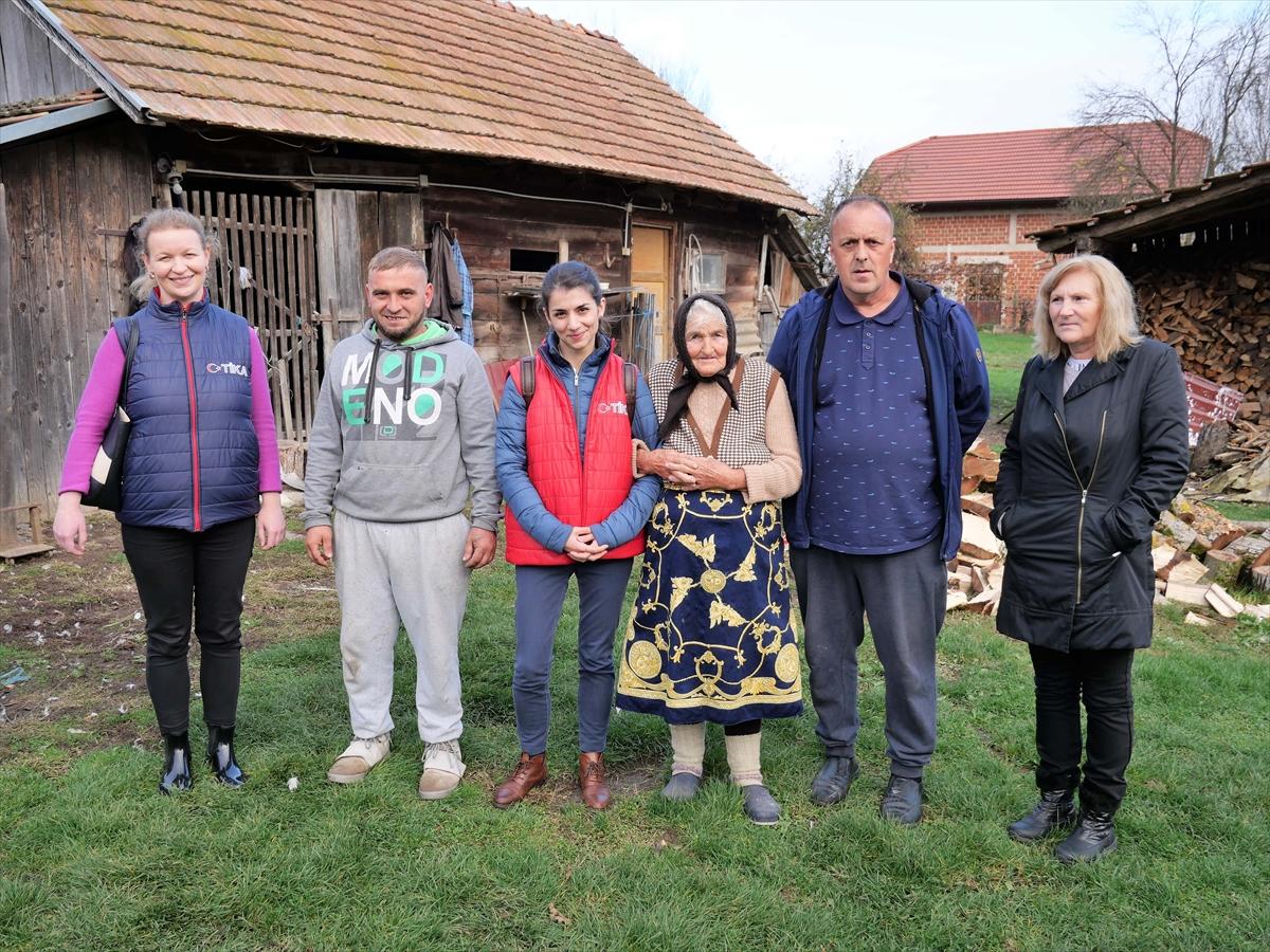 TİKA'dan Hırvatistan'da yaşlıların yaşamını kolaylaştıracak destek