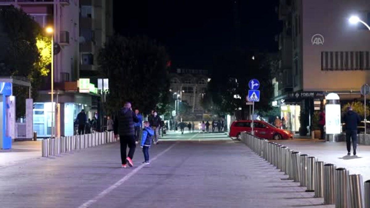 Karadağ'da yeni Kovid-19 tedbirleri