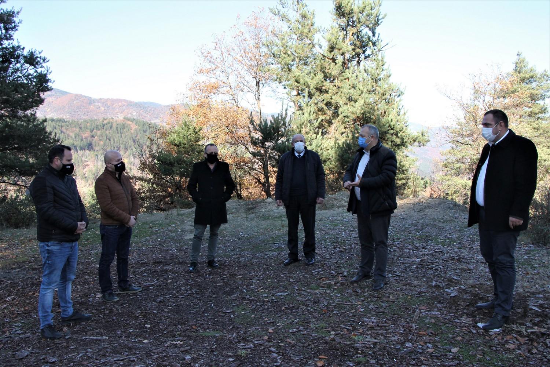 Yunanistan – Bulgaristan Sınır Ötesi İşbirliği Programı kapsamında proje çalışmaları başladı